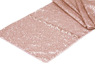 Glitz Sequin Table Runner