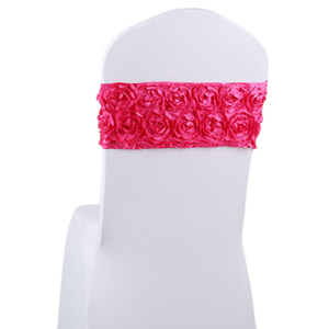 Stretch Roses Chair Belts