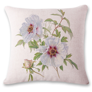 wholesale custom linen cushion cover home decor
