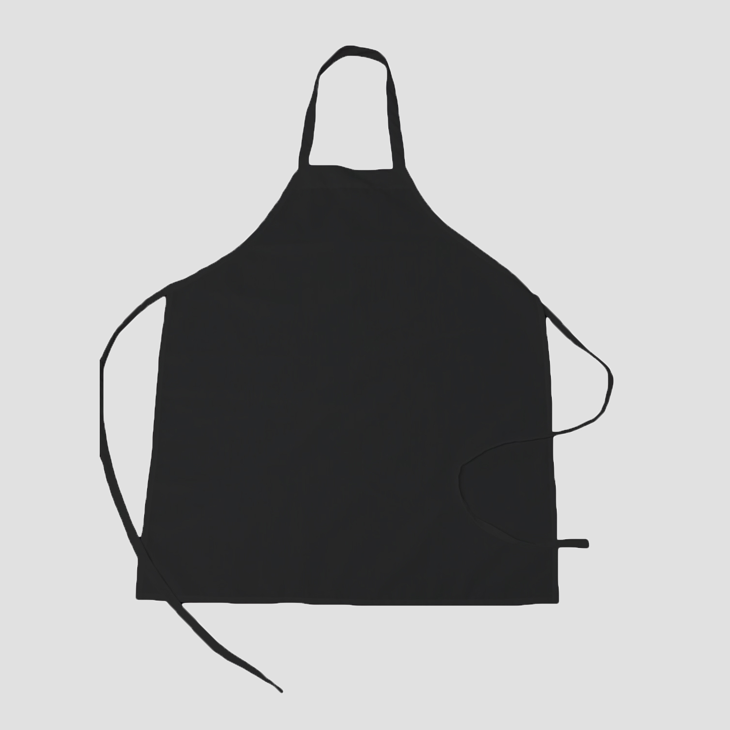 high quality white custom spun polyester waterproof restaurant kitchen apron