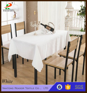 Wholesale Jacquard Rectangle Table Cloth